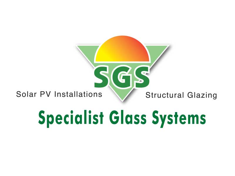 Logo Desin for Specialist Glass Systems